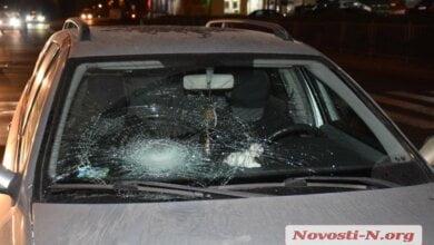 Автомобиль «Рено» сбил дедушку на пешеходном переходе в Корабельном районе   Корабелов.ИНФО image 2