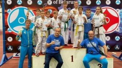 Каратисти з Миколаєва завоювали медалі на міжнародному турнірі в Білорусі | Корабелов.ИНФО