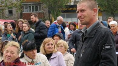 На встрече с Сенкевичем в Корабельном районе раздавали газеты от партии Шария (ФОТОРЕПОРТАЖ) | Корабелов.ИНФО image 14