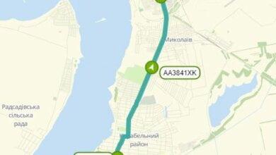 Photo of За движением новых автобусов николаевцы могут следить на online-картах