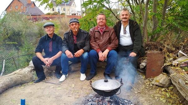 Photo of «Готується лише тут і ніде більше у світі»: в Корабельному районі приготували стародавню страву вітовських рибалок