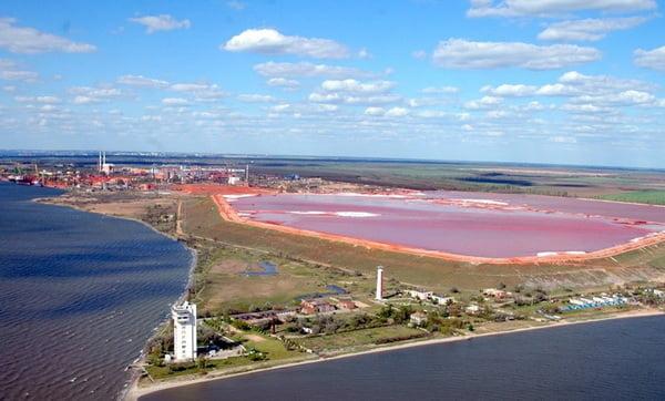 Photo of НГЗ стал самым крупным загрязнителем воздуха на Николаевщине