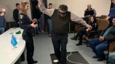 """Photo of """"Ника-теровцы"""" посмотрели на мир через """"алко-очки"""""""