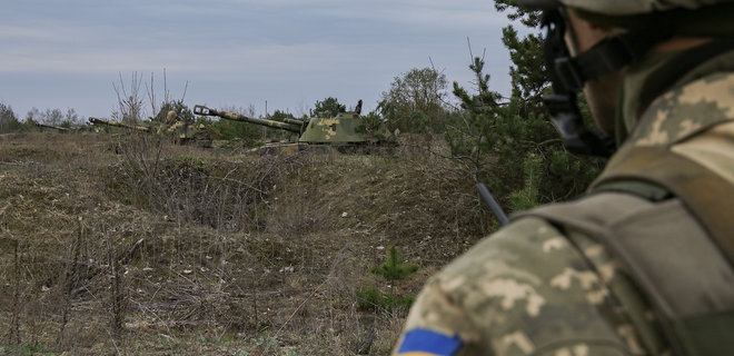 Photo of Война на Донбассе: 26 октября боевики 21 раз нарушили режим тишины