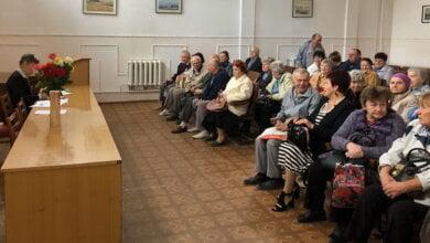 Photo of «Корабелы есть и будут!»: ветераны труда завода «Океан» провели отчетное собрание