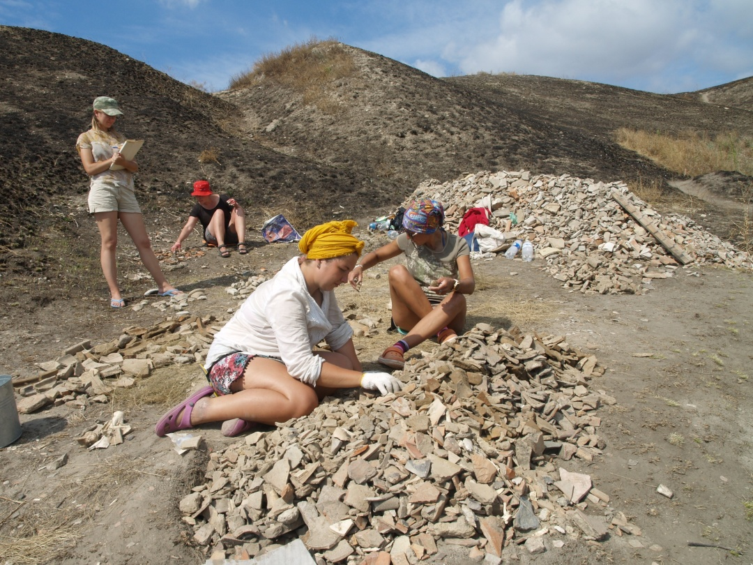 Photo of Археологи нашли в Ольвии уникальные сооружения VI-IV веков до нашей эры