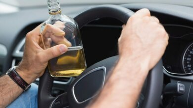 МВД предложило сажать пьяных водителей в тюрьму   Корабелов.ИНФО