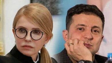 Photo of Тимошенко приносила список «своих людей» на «сладкие» места, — Зеленский