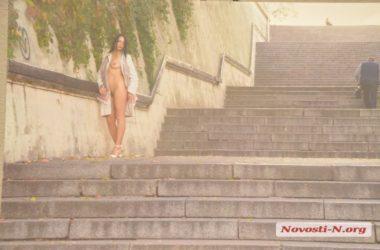 Обнаженные девушки на фоне железобетона — «провокация» от николаевского фотографа | Корабелов.ИНФО image 7