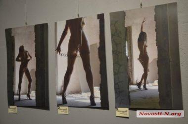 Обнаженные девушки на фоне железобетона — «провокация» от николаевского фотографа | Корабелов.ИНФО image 1