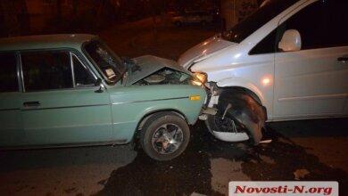 В Корабельном районе пьяный водитель на «Мерседесе» врезался в «Жигули» - два человека оказались в больнице   Корабелов.ИНФО