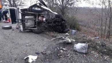 Смертельное столкновение: в ДТП на Николаевщине погибли 3 человека | Корабелов.ИНФО image 1