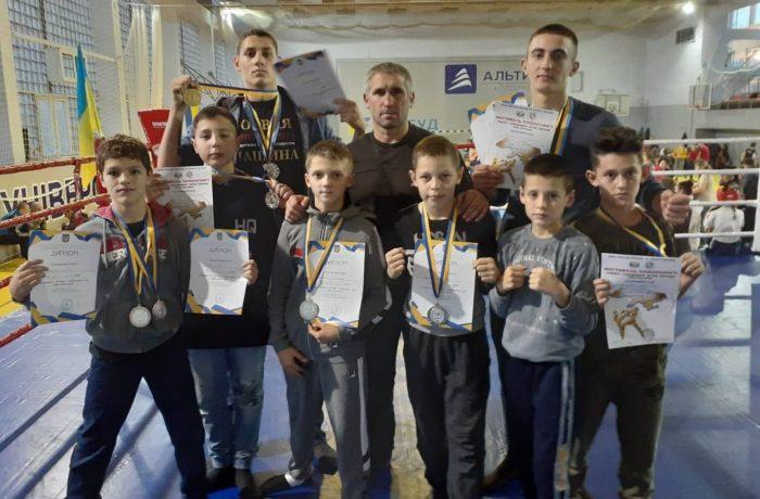 Photo of Николаевские кикбоксеры показали себя на всеукраинских соревнованиях и готовятся к отбору на Чемпионат Европы
