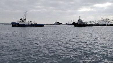Российские захватчики возвращают Украине военные катера, - СМИ   Корабелов.ИНФО