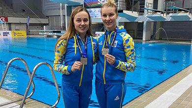 Photo of Николаевские спортсменки из Корабельного района стали призерками гран-при по прыжкам в воду в Сингапуре
