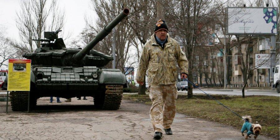 Photo of Террористы «ДНР» распространили свою «границу» на всю Донецкую область