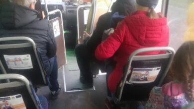 """Дрова"" ездят, а горсовет не реагирует"", - николаевец о состоянии транспорта на маршруте №1   Корабелов.ИНФО image 4"