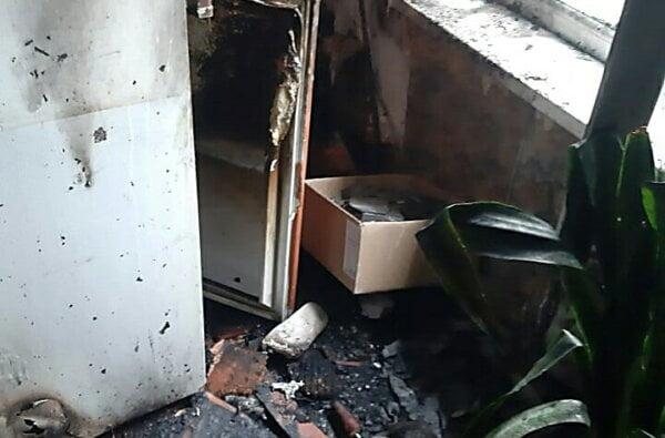 В Корабельном районе из-за замыкания электропроводки горела квартира в девятиэтажке | Корабелов.ИНФО image 2