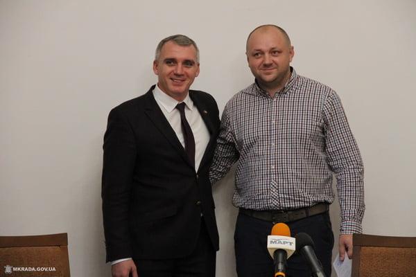 Сенкевич и Сосновский