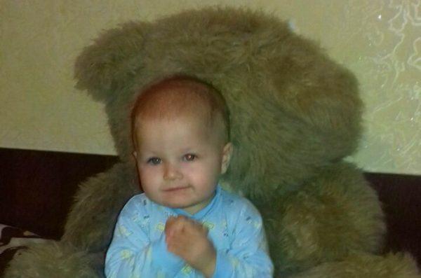 """Photo of """"Мечтаем о выздоровлении нашего ангела"""", – жители Корабельного района просят помощи на лечение сына"""