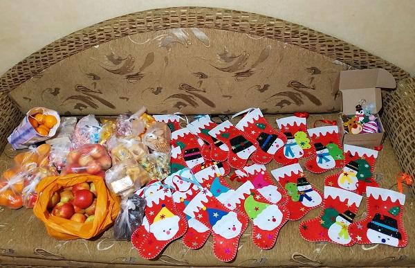 Photo of «Насобирали на мешок, как у Деда Мороза», — жители Кульбакино устроили новогоднее чудо для больных деток