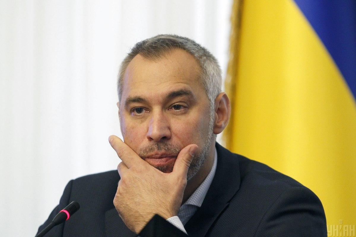 Photo of Генпрокурор Рябошапка признал «крышевание» игорного бизнеса правоохранителями