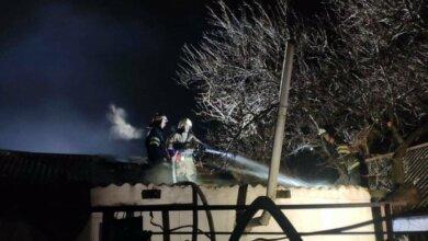 В Корабельном районе сгорела баня | Корабелов.ИНФО
