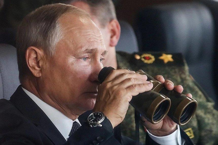 Photo of Путин назвал Причерноморье «исконно русскими землями», которые когда-то отдали Украине