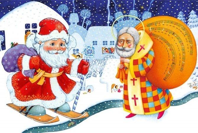 Photo of Украинцы больше верят в Святого Николая, чем в Деда Мороза, — опрос