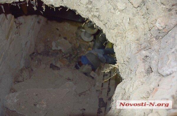 В канализационном колодце николаевцы обнаружили труп мужчины | Корабелов.ИНФО