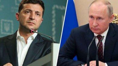 В Кремле заявили, что Путин планирует провести отдельную встречу с Зеленским в Париже   Корабелов.ИНФО