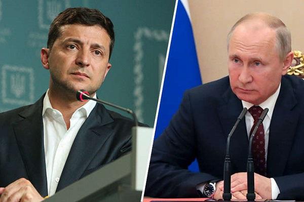 Photo of В Кремле заявили, что Путин планирует провести отдельную встречу с Зеленским в Париже