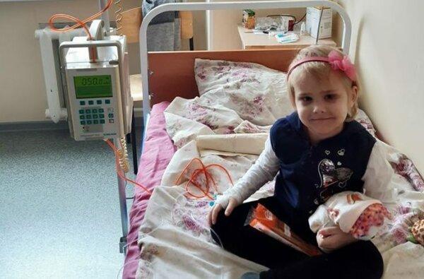 Добрые сердца не заставили себя долго ждать: четырехлетняя Аленушка из Корабельного района получила шанс на выздоровление | Корабелов.ИНФО
