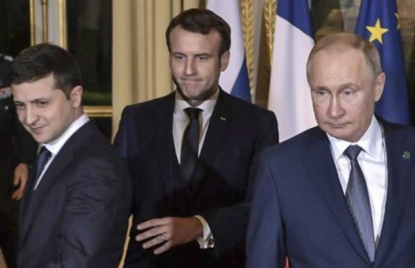 Photo of В Кремле подтвердили возможность встречи Зеленского и Путина в Израиле
