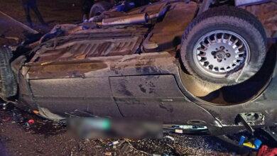 Таксист з пасажиром загинули, ще двоє - у лікарні: нічна ДТП на пр. Богоявленському   Корабелов.ИНФО image 4
