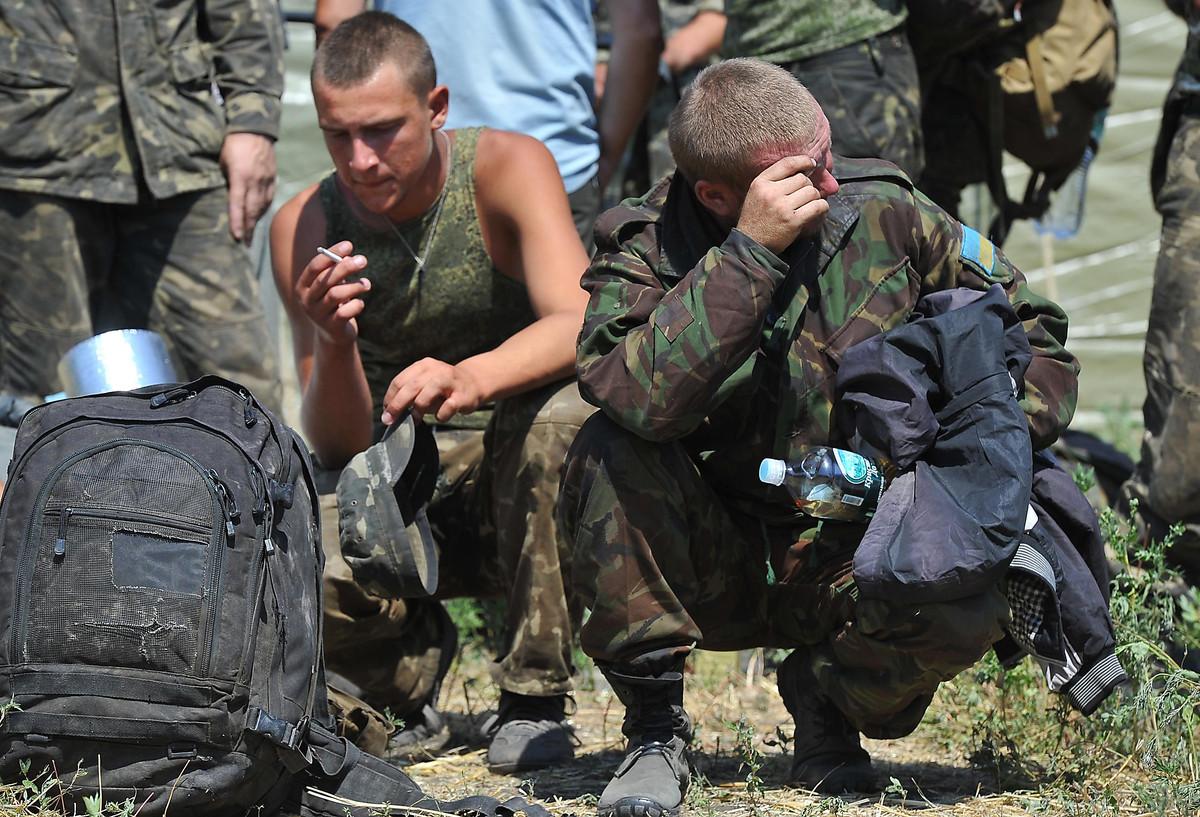 Photo of Украина обвинила российских казаков в казнях на Донбассе