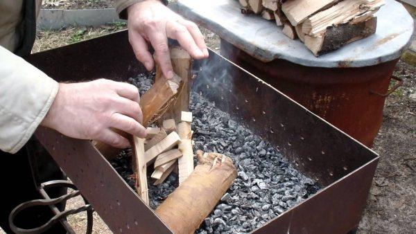 Photo of По жалобе жителей: администрация Корабельного района запретила жарить шашлыки на дровах
