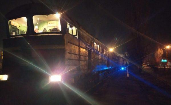 Photo of На ж/д переезде в Корабельном районе Николаева поезд сбил мужчину, его в коме доставили в больницу