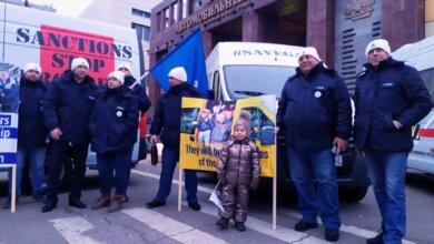 Photo of «Ударим автопробегом по санкциям»: рабочие Дерипаски на «ГАЗелях» отправились протестовать в Германию