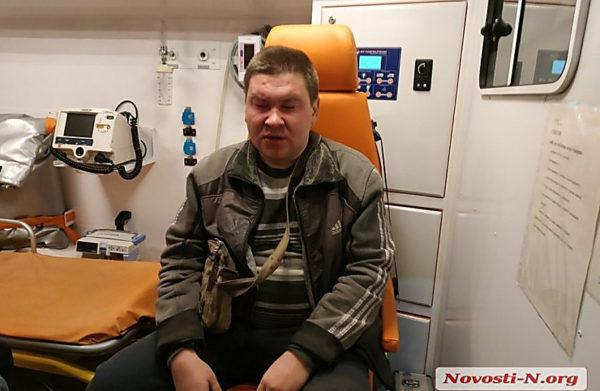 Photo of Неизвестные в Николаеве напали на журналиста, избив его
