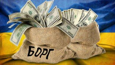 Госдолг Украины за месяц вырос на $1 млрд | Корабелов.ИНФО
