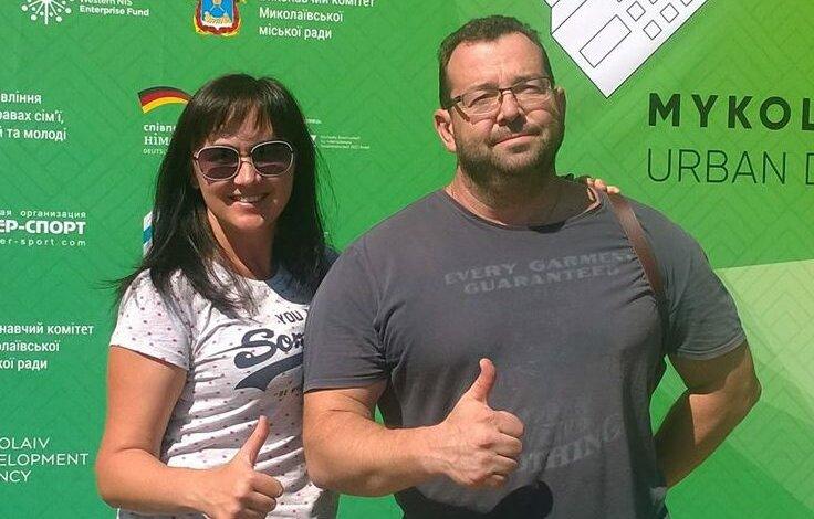 Горбенко и Лебеденко