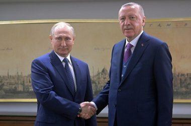 Путин и Эрдоган запустили газопровод «Турецкий поток» в обход Украины   Корабелов.ИНФО