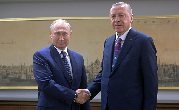 Photo of Путин и Эрдоган запустили газопровод «Турецкий поток» в обход Украины