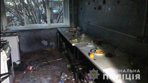 Photo of В Одессе мужчина бросил гранату на кухню общежития, госпитализированы три человека