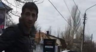 В Николаеве виновника ДТП, сбежавшего с места происшествия, догнали водители (видео 18+) | Корабелов.ИНФО