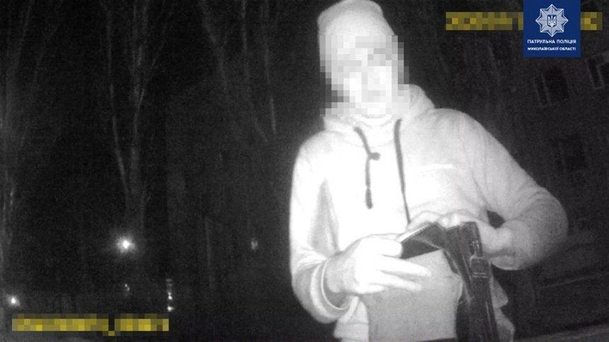 Photo of В Николаеве патрульные отказались от взятки