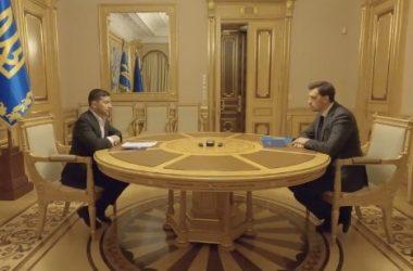 Зеленский оставил Гончарука премьером. Видео личной встречи   Корабелов.ИНФО
