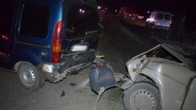 «Жигули» врезались в «Рено»: в ДТП под Николаевом пострадали оба водителя | Корабелов.ИНФО
