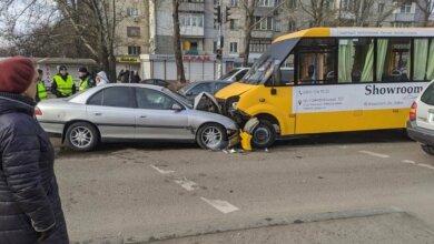 Photo of Нашумевшее ДТП в Николаеве: появилось ВИДЕО «лобового» столкновения с «маршруткой»